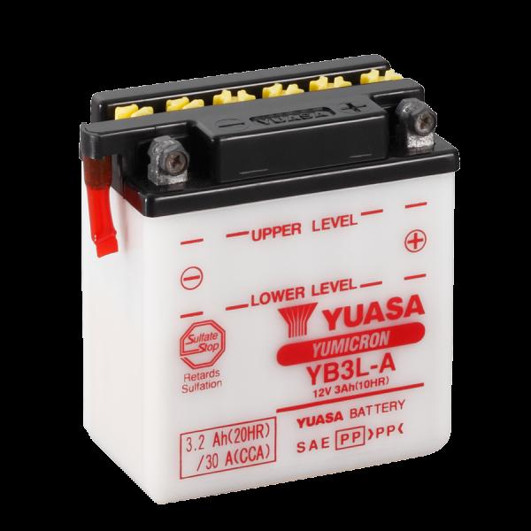 Yuasa YB3L-A 12V/3A (VE20)