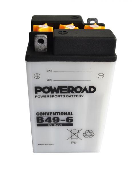 Poweroad B39-6 6V/7A (VE10)