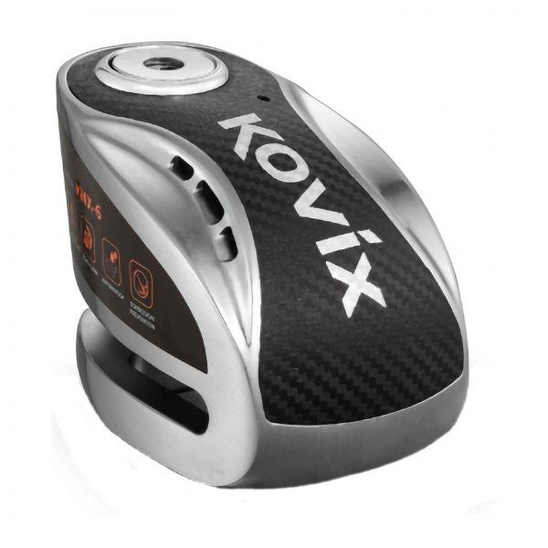 Kovix KNX10 Edelstahl - 10mm Pin