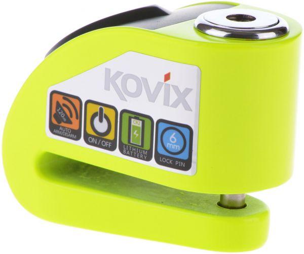 Kovix KD6 Alarmbremsscheibenschloss