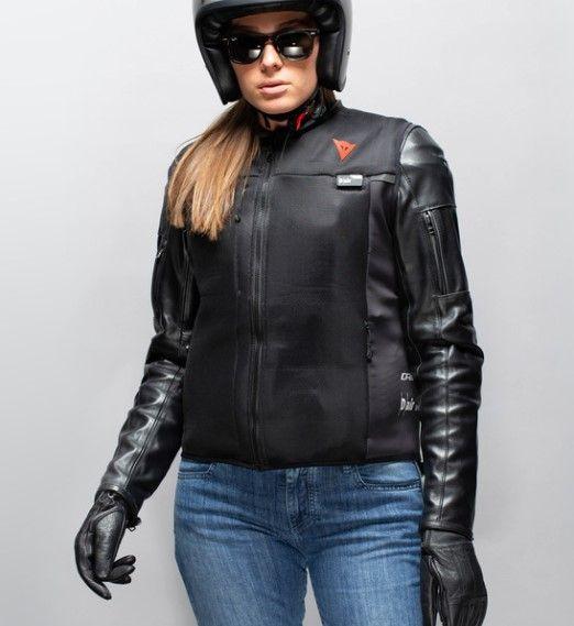 Dainese Smart Jacket Lady D-Air Airbagweste für Damen