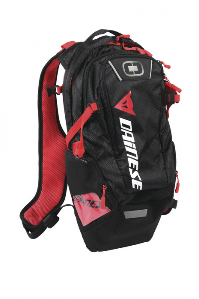 Dainese D-Dakar Backpack Stealth Black Rucksack