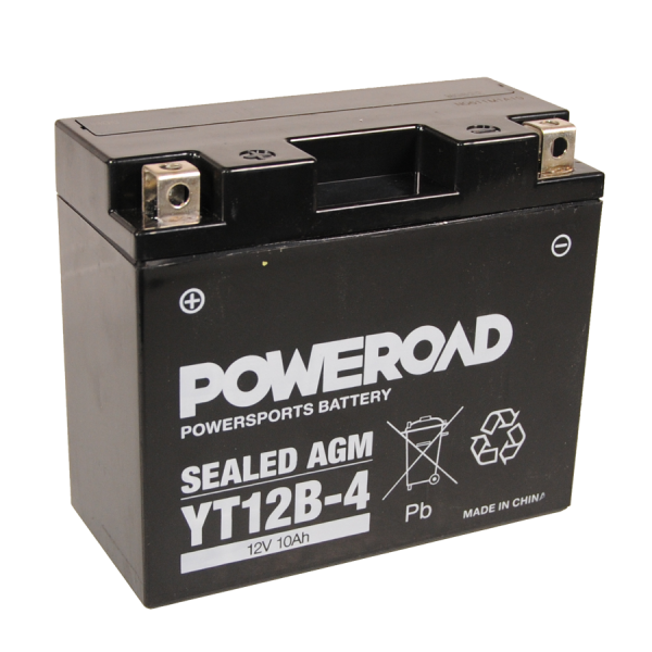 Poweroad YT12B-4 12V/10A (VE5)