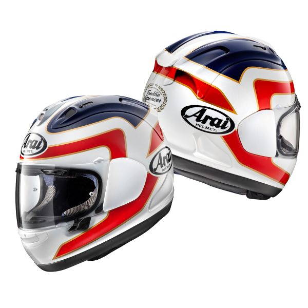 Arai RX-7V Spencer 30th