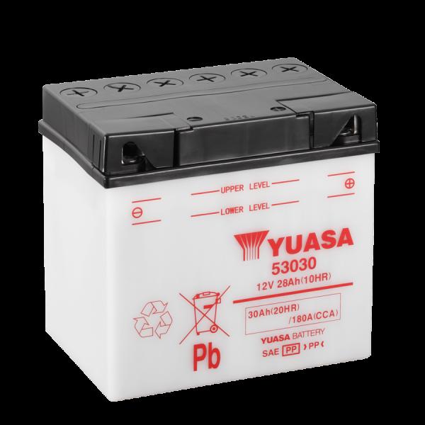 Yuasa 53030 12V/30A (VE01)
