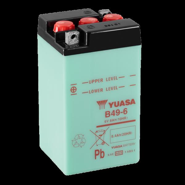 Yuasa B49-6 6V/8A (VE05)