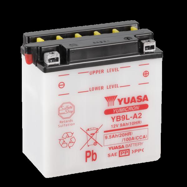 Yuasa YB9L-A2 12V/9A (VE05)