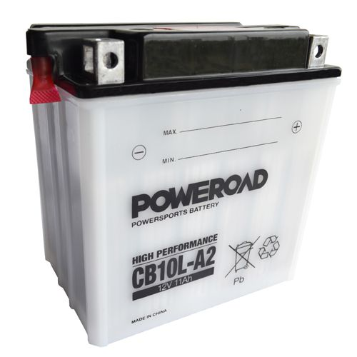 Poweroad CB10L-B 12V/12A (VE10)