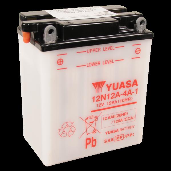 Yuasa 12N12A-4A-1 12V/12A (VE05)