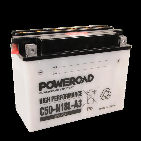 Poweroad C50-N18L-A3 12V/20A VE5