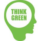 think-green logo