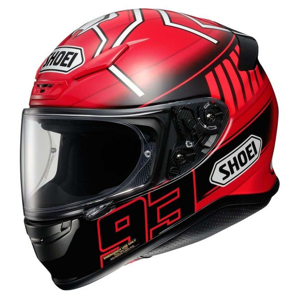 Shoei NXR Marquez 3