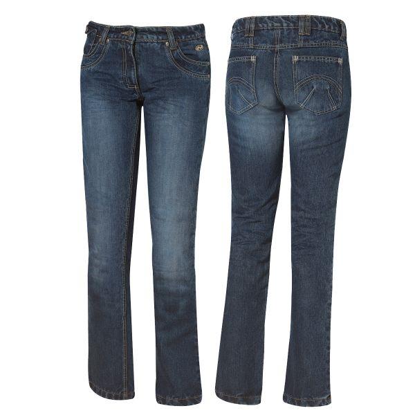 Held Crackerjane Kevlar Jeans Damen