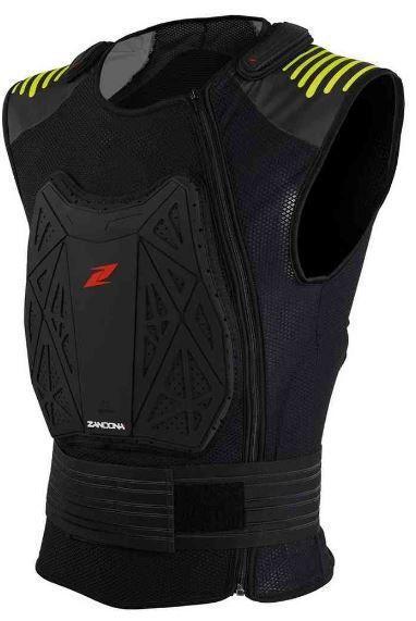 Zandona Soft Active Vest Pro Schwarz / Gelb
