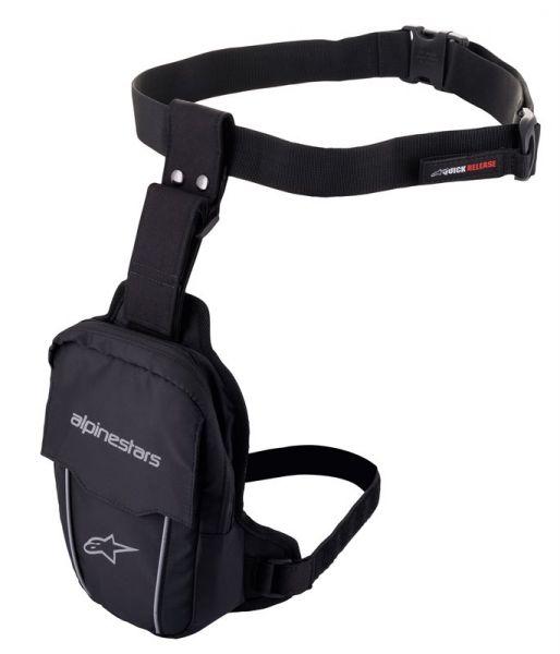 Alpinestars Acces Thigh Bag Schwarz