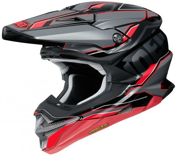 Shoei VFX-WR Allegiant TC-1