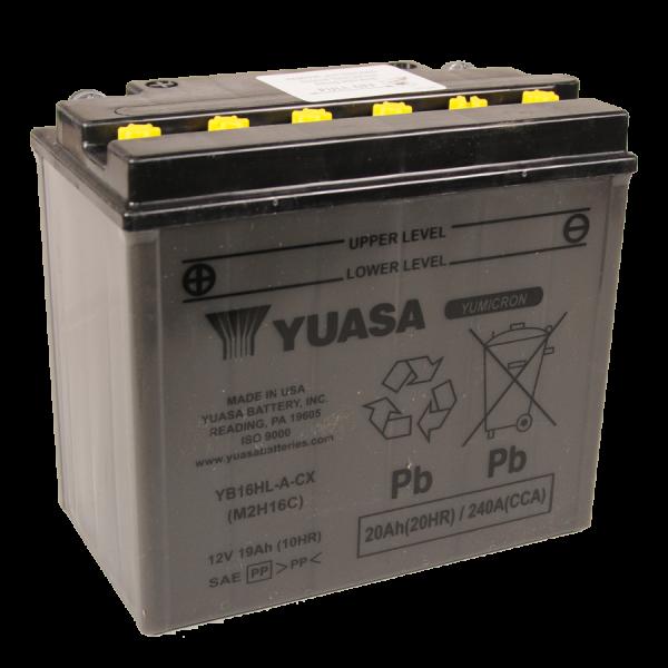 Yuasa YB16HL-A-CX 12V/19A (VE4)