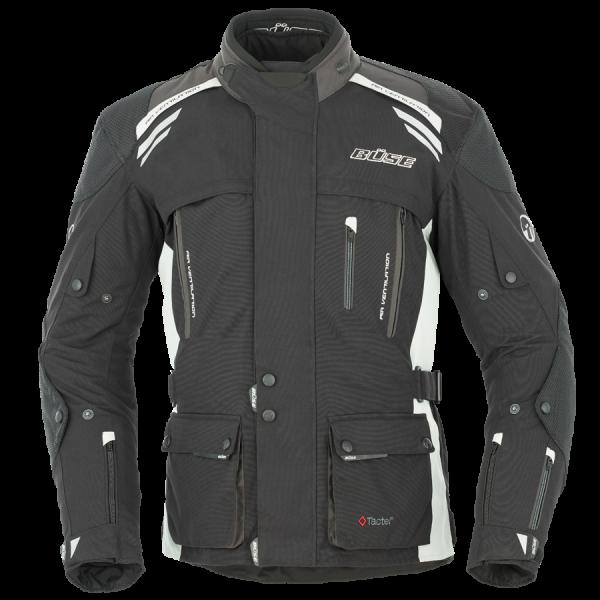 Motorrad Thermohose Modeka Easy Winter Farbe Schwarz Wasserdicht