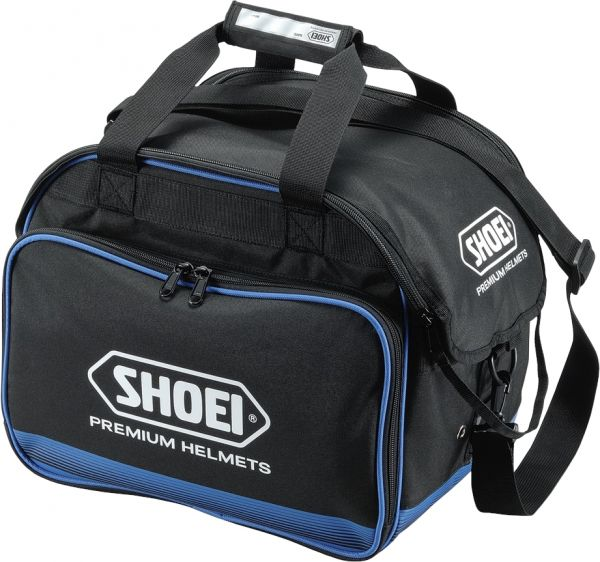 Shoei Racing Tasche Blau