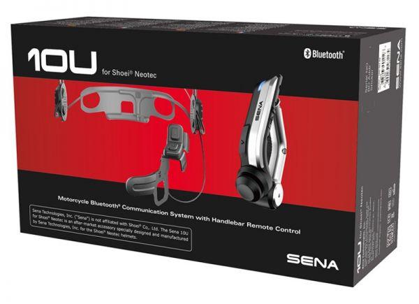Sena 10U Bluetooth Kommunikationssystem für Neotec