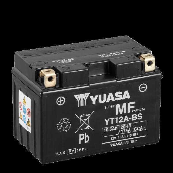 Yuasa YT12A-BS 12V/10,5A (VE06)