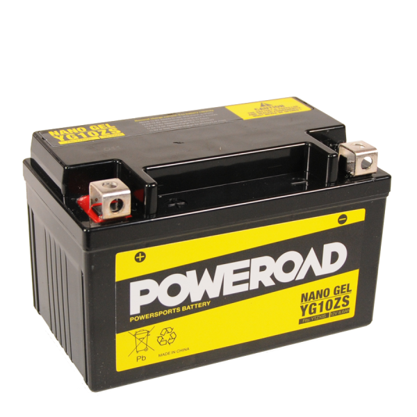 Poweroad Gel YG10ZS/12V-8,5AH VE8#