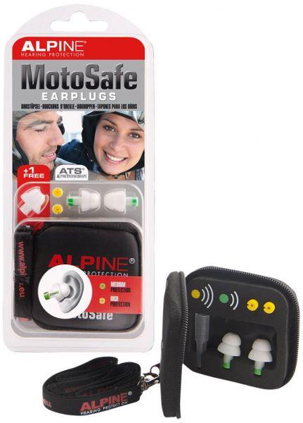 Alpine Moto Safe Ohrstöpsel