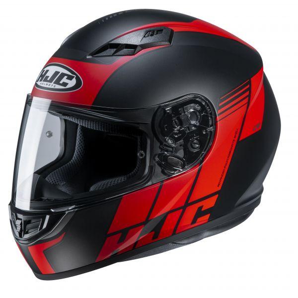 HJC CS-15 Mylo MC1SF Schwarz / Rot