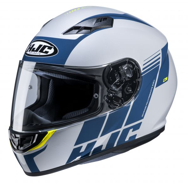 HJC CS-15 Mylo MC24H Weiß / Blau