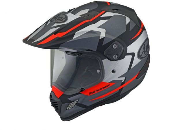 Arai Tour-X4 Depart Grey