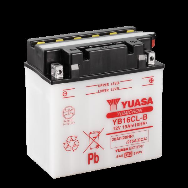Yuasa YB16CL-B 12V/19A (VE5)