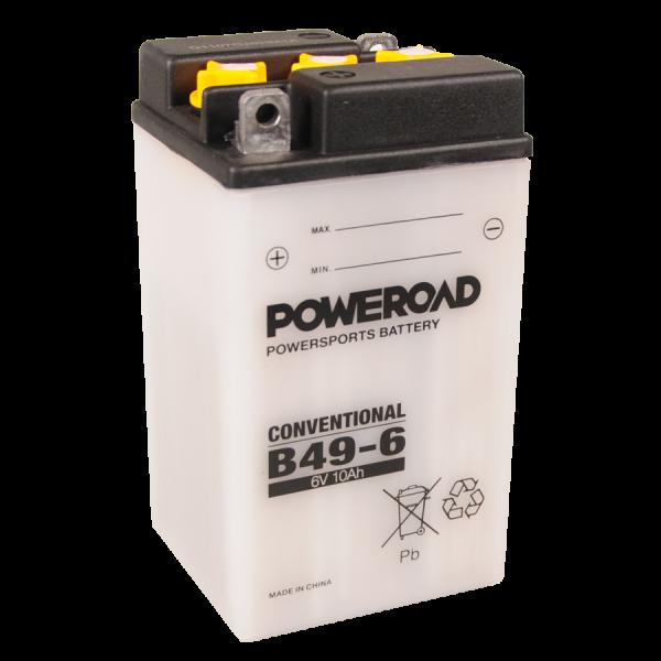 Poweroad B49-6 6V/10A (VE10)