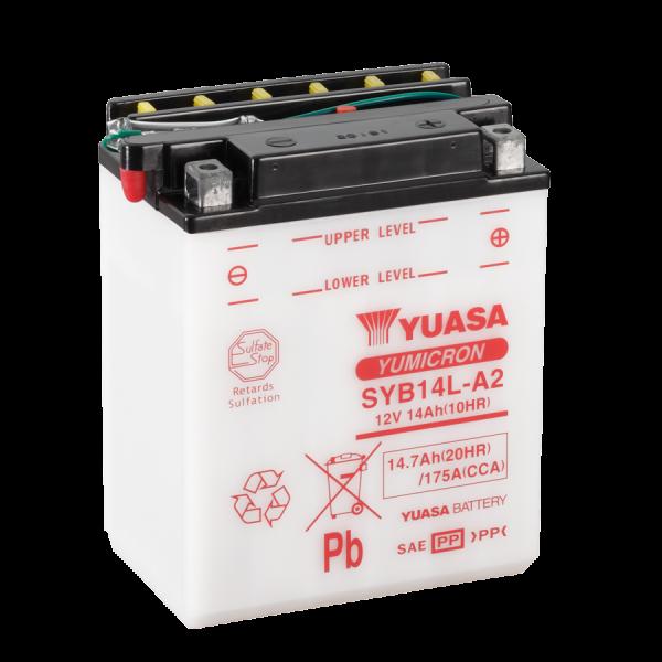 Yuasa SYB14L-A2 12V/14A (VE5)