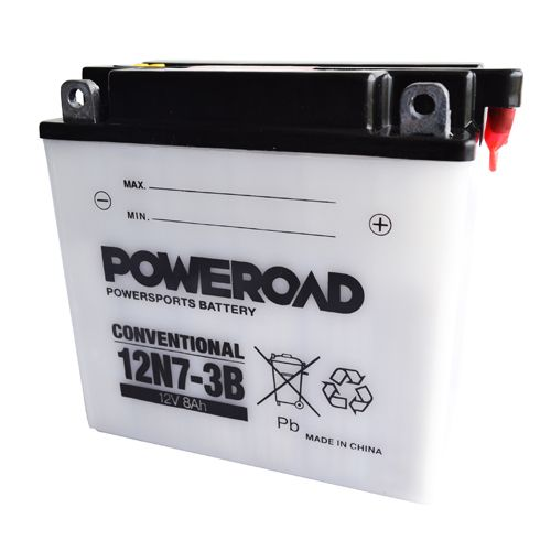 Poweroad 12N7-3B 12V/7A (VE09)