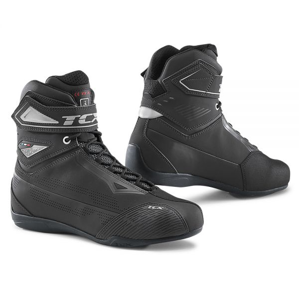 TCX Rush 2 Air Kurzstiefel GUNMETAL
