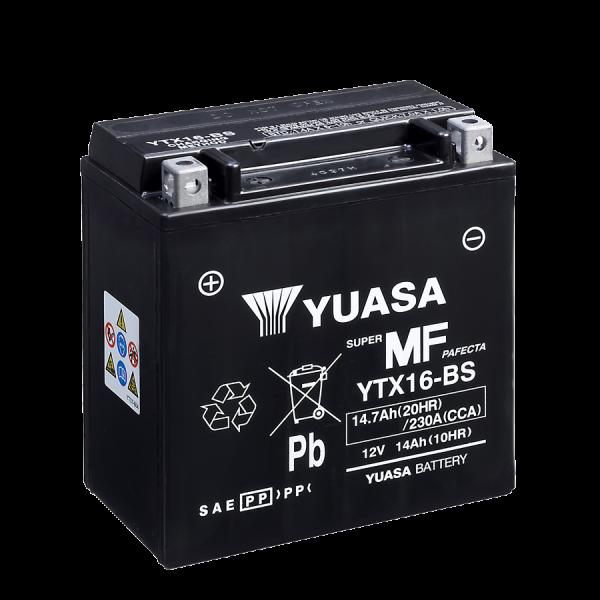 Yuasa YTX16-BS 12V/14A(VE3)