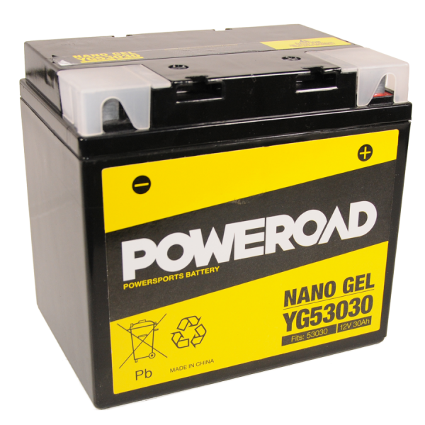 Poweroad Gel 53030/12V-28AH VE2#