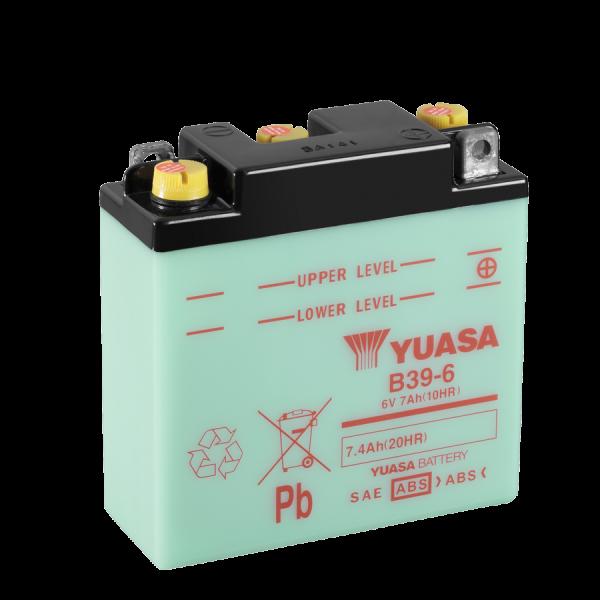 Yuasa B39-6 6V/7A (VE10)