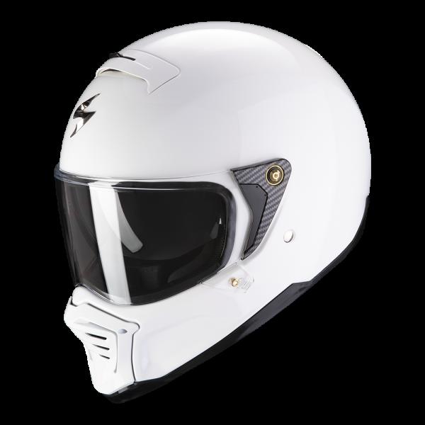 Scorpion EXO-HX1 Solid Weiß