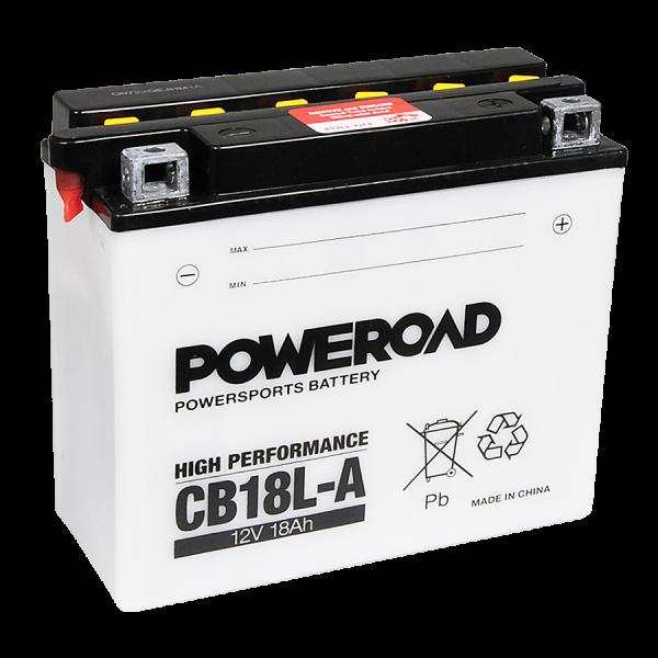 Poweroad CB18L-A 12V/18A (VE5)