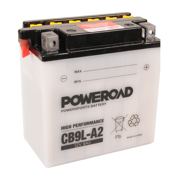 Poweroad CB9L-A2 12V/9A (VE9)