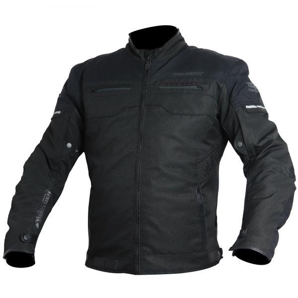 Trilobite All Ride Textiljacke Herren Schwarz