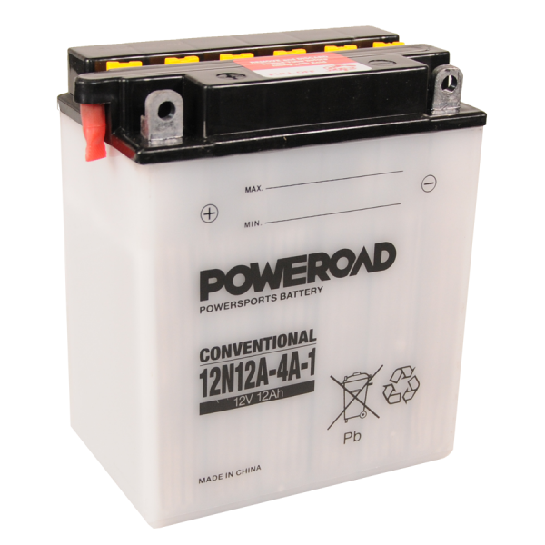 Poweroad 12N12A-4A-1 12V/12A VE5