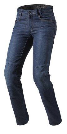 REV'IT! Seattle Dark Blue Jeans