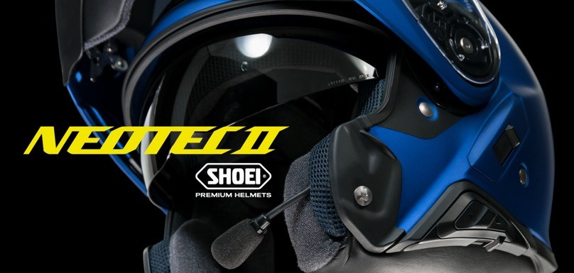 Shoei Neotec 2 - NEU! Jetzt vorbestellen 2018 - Unifarben  d6c98c29330ee