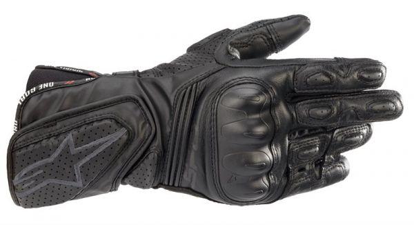Alpinestars Stella Sp-8 V3 Handschuh Schwarz / Schwarz