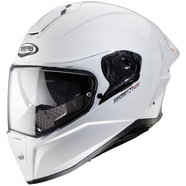 Caberg Drift Evo Unifarben Weiß