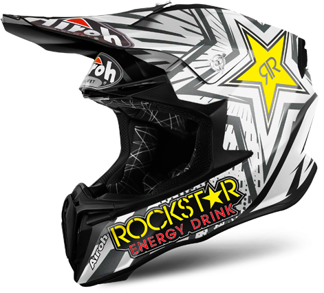 Airoh Twist Rockstar Edition