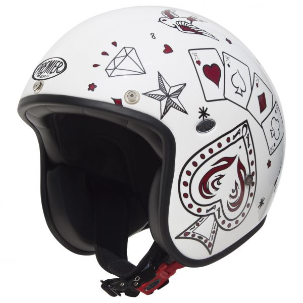 Premier Rocker Helm CT8