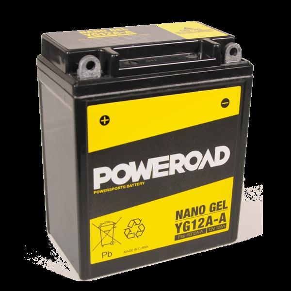 Poweroad Gel YG12A-A/12V-12AH VE5#